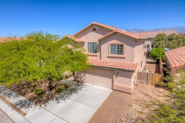 8161 E Slate Ridge Drive, Tucson, AZ 85715 (#21811437) :: Long Realty - The Vallee Gold Team