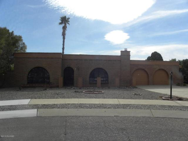 1240 N Placita De Josephina, Green Valley, AZ 85614 (#21811486) :: Long Realty Company