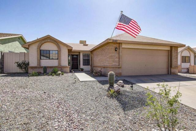 5149 W Citrine Place, Tucson, AZ 85742 (#21811489) :: Gateway Partners at Realty Executives Tucson Elite
