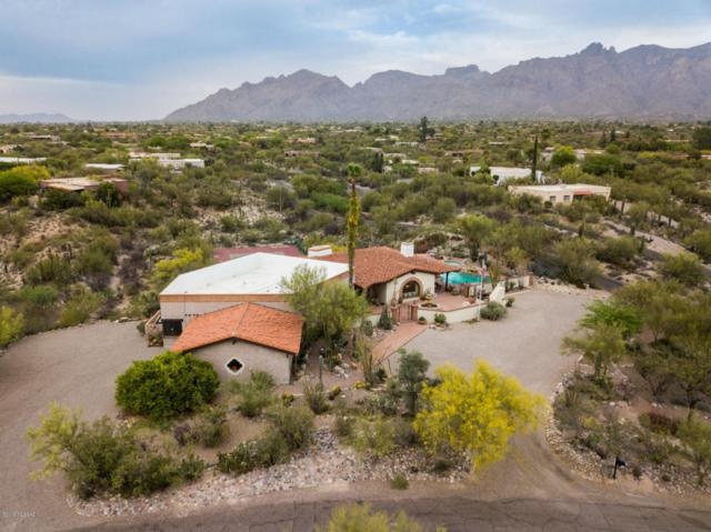 5101 N Via Entrada, Tucson, AZ 85718 (#21811503) :: Long Realty - The Vallee Gold Team