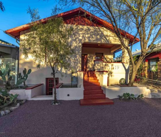 1019 S 8Th Avenue, Tucson, AZ 85701 (#21811538) :: Long Realty Company