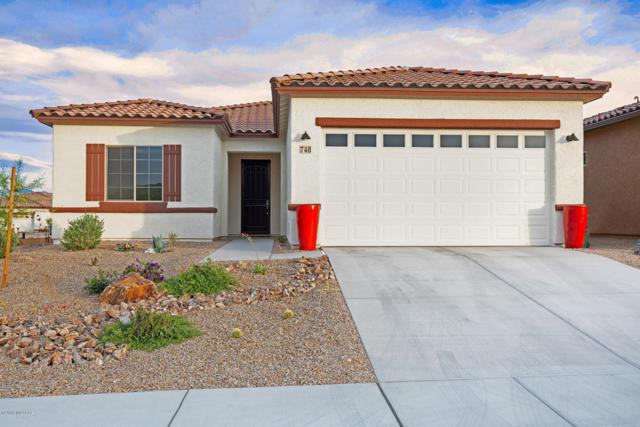 748 N Henrietta Scope Trail, Green Valley, AZ 85614 (#21811540) :: Stratton Group