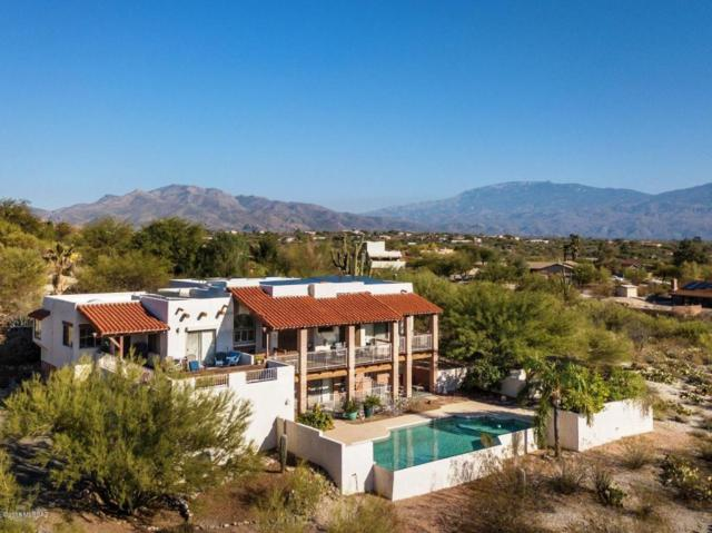 3825 N Via De La Luna, Tucson, AZ 85749 (#21811609) :: Long Realty - The Vallee Gold Team