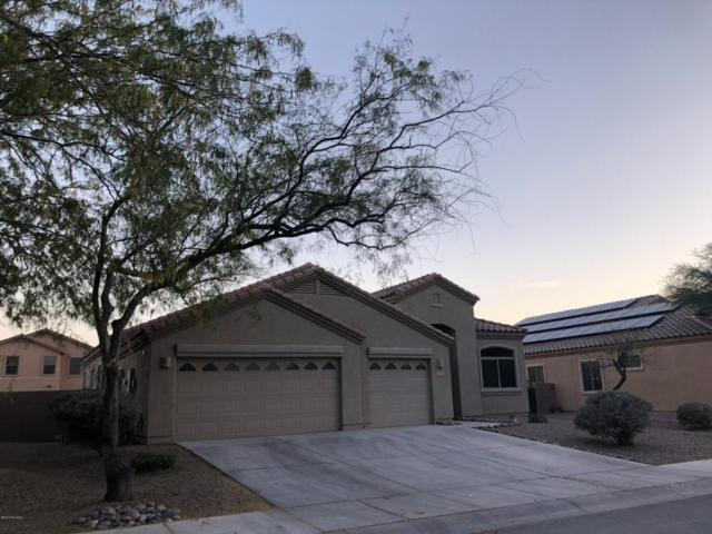 11125 W Gallinule Drive, Marana, AZ 85653 (#21811667) :: Long Realty - The Vallee Gold Team