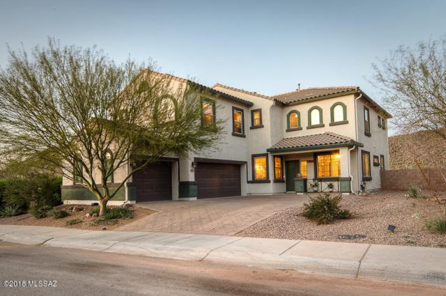 9832 N Saguaro Breeze Way, Marana, AZ 85653 (#21811680) :: Long Realty - The Vallee Gold Team
