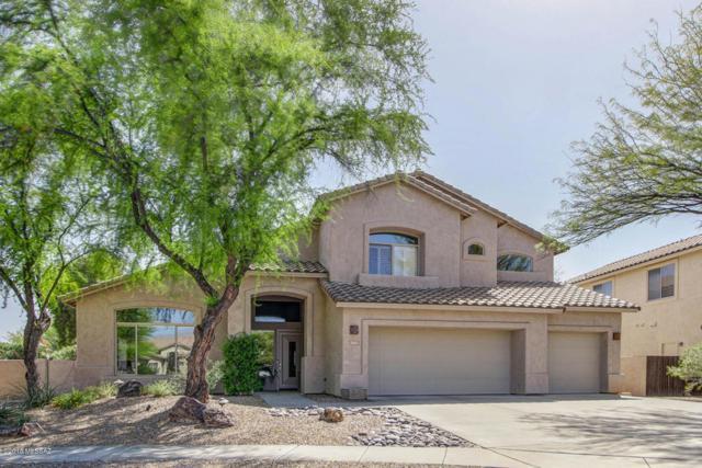 2262 N Split Rock Place, Tucson, AZ 85749 (#21811737) :: Long Realty - The Vallee Gold Team