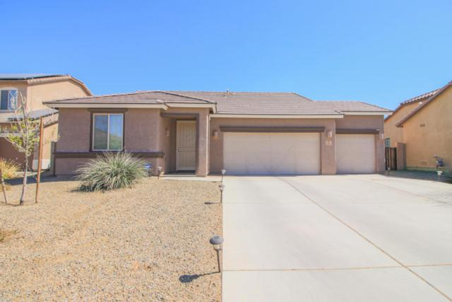 12564 N Green Oak Drive, Marana, AZ 85653 (#21811830) :: The Josh Berkley Team