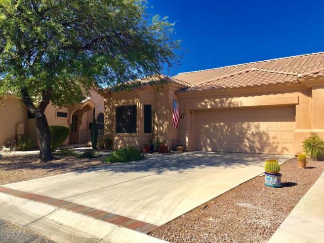 13401 N Rancho Vistoso Boulevard #87, Oro Valley, AZ 85755 (#21812260) :: My Home Group - Tucson