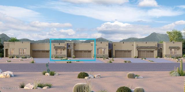 13250 N Humphreys Peak Drive, Oro Valley, AZ 85755 (#21812279) :: Keller Williams