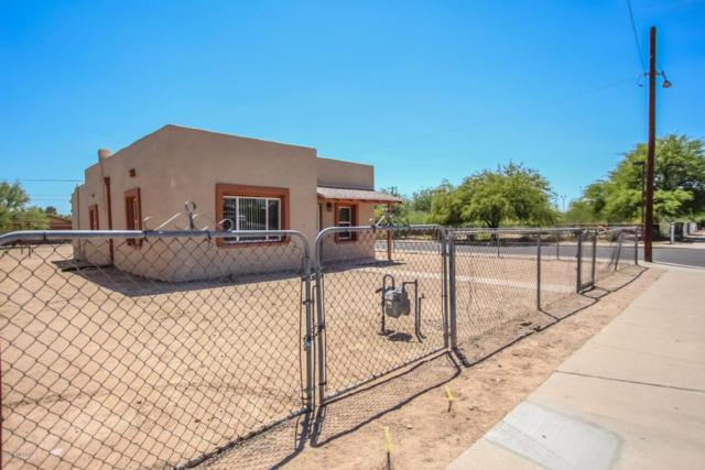 147 W 33rd Street, Tucson, AZ 85713 (#21812359) :: Long Realty - The Vallee Gold Team