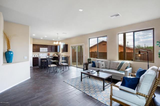 3830 E 3rd Street #4101, Tucson, AZ 85716 (#21812420) :: Long Realty - The Vallee Gold Team
