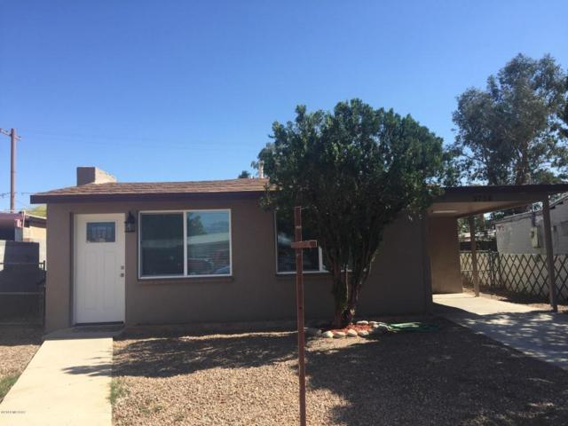 3758 E Ellington Place, Tucson, AZ 85713 (#21812775) :: The Josh Berkley Team