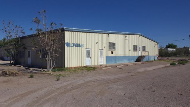 180 E Terminal Produce Drive, Nogales, AZ 85621 (#21813436) :: RJ Homes Team