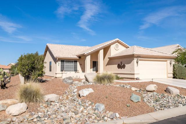 38774 S Desert Bluff Drive, Saddlebrooke, AZ 85739 (#21813667) :: Long Realty - The Vallee Gold Team