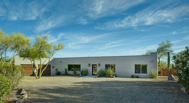 2230 E Camino El Ganado, Tucson, AZ 85718 (#21813734) :: Realty Executives Tucson Elite