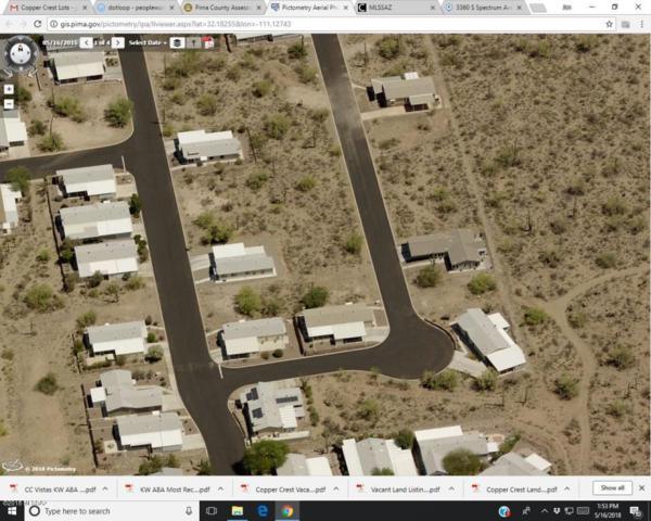 3360 S Spectrum Avenue #243, Tucson, AZ 85735 (#21813874) :: Long Realty - The Vallee Gold Team