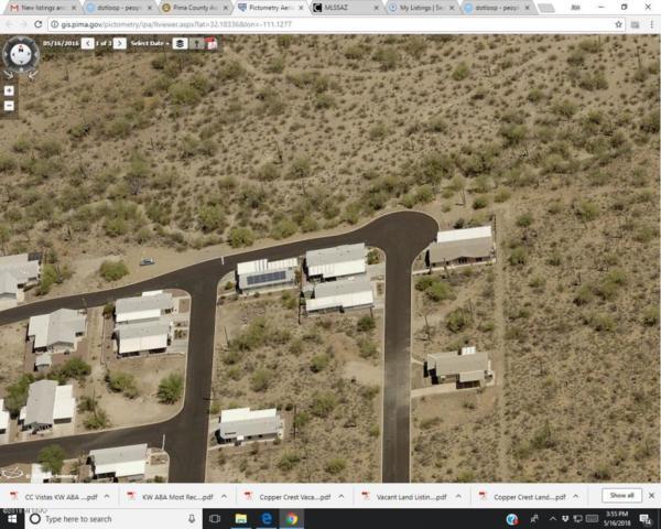 3299 S Feldspar Avenue #253, Tucson, AZ 85735 (#21813891) :: Long Realty - The Vallee Gold Team
