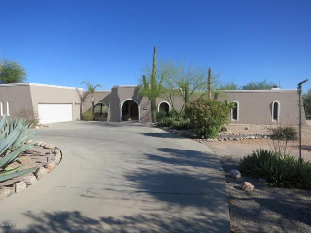 5221 N Foothills Drive, Tucson, AZ 85718 (#21813971) :: RJ Homes Team