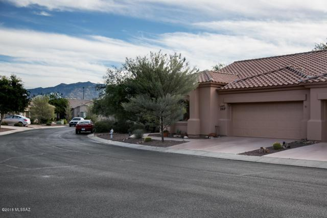 13401 N Rancho Vistoso Boulevard #269, Oro Valley, AZ 85755 (#21813992) :: Keller Williams