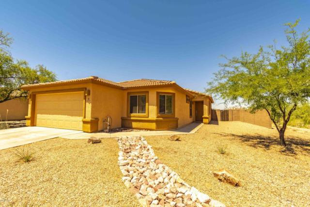 12477 N Crimson Vista Drive, Marana, AZ 85658 (#21814204) :: Realty Executives Tucson Elite