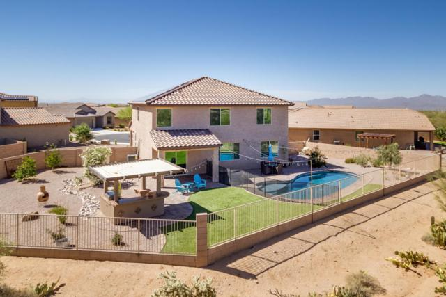 12603 N Summer Wind Drive, Marana, AZ 85658 (#21814205) :: Realty Executives Tucson Elite