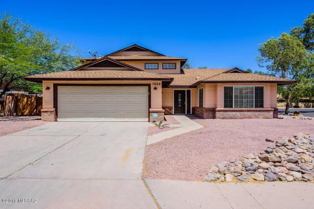 1624 W Trendwood Drive, Tucson, AZ 85746 (#21814368) :: My Home Group - Tucson