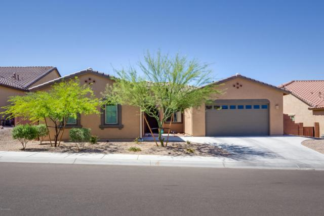 5465 W Dry Creek Drive, Marana, AZ 85658 (#21814426) :: RJ Homes Team