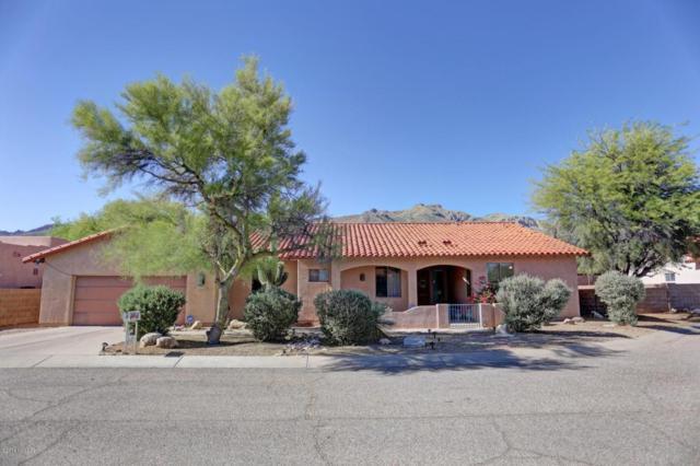 11121 E Spearhead Court, Tucson, AZ 85749 (#21814432) :: Realty Executives Tucson Elite