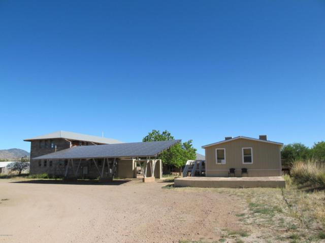 772 Harshaw Road, Patagonia, AZ 85624 (#21814437) :: Long Realty Company
