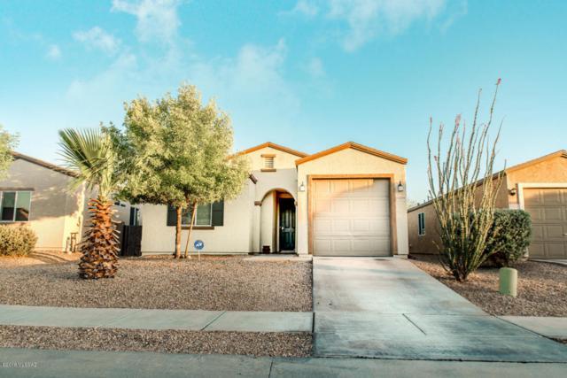 5258 E Desert Straw Lane, Tucson, AZ 85756 (#21814443) :: Realty Executives Tucson Elite