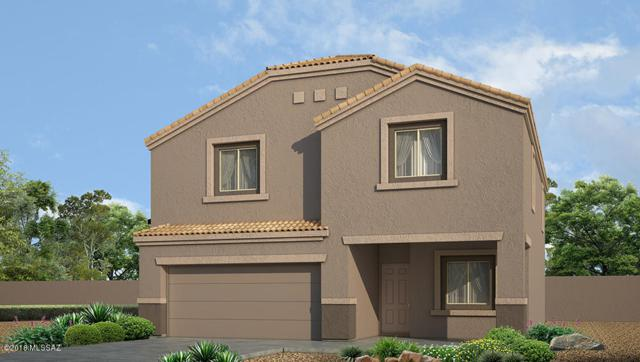 9136 N Blue Saguaro Road, Marana, AZ 85653 (#21814511) :: RJ Homes Team