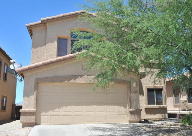 7485 E Fair Meadows Loop, Tucson, AZ 85756 (#21814537) :: RJ Homes Team