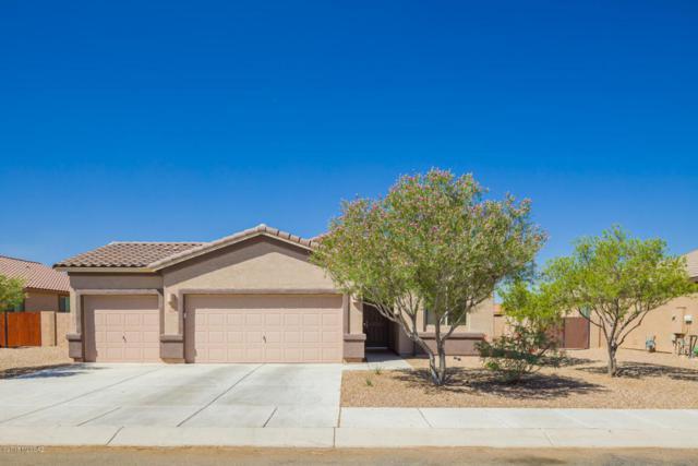 13899 N Swift Spear Drive, Marana, AZ 85658 (#21814550) :: Long Realty Company