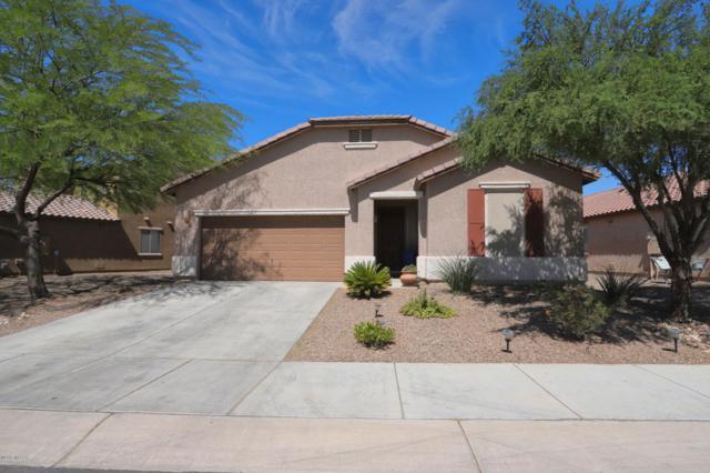 12635 N Brabant Drive, Marana, AZ 85653 (#21814602) :: Long Realty Company