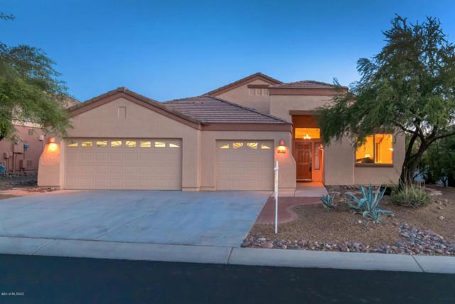 13825 N Heritage Canyon Drive, Marana, AZ 85658 (#21814653) :: Long Realty Company