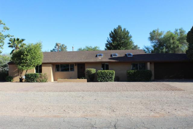 4042 E Whittier Street, Tucson, AZ 85711 (#21814730) :: Long Realty Company