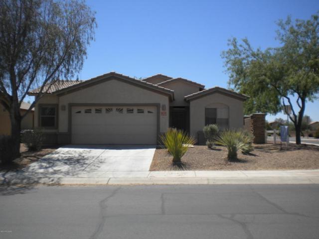12707 N Crooked Willow Drive, Marana, AZ 85653 (#21814822) :: Keller Williams
