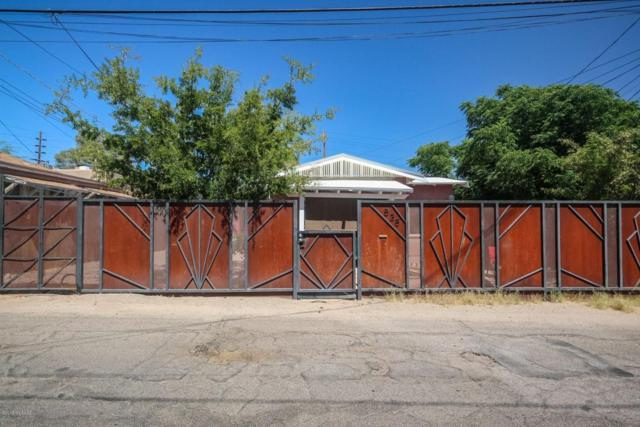 538 N Hoff Avenue, Tucson, AZ 85705 (#21814933) :: The KMS Team