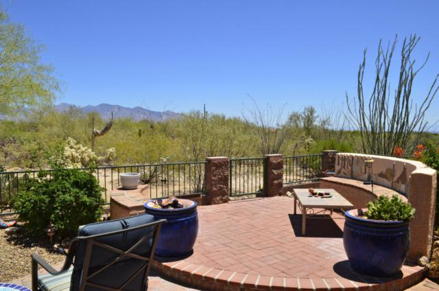 5021 W Desert Chicory Place, Marana, AZ 85658 (#21814946) :: Keller Williams