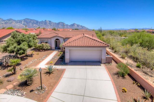 1050 E Balmoral Place, Oro Valley, AZ 85755 (#21814960) :: Keller Williams