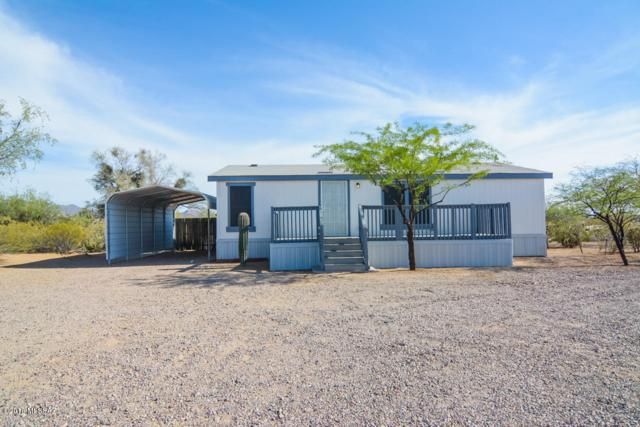 10935 W Anthony Drive, Tucson, AZ 85743 (#21814973) :: Keller Williams