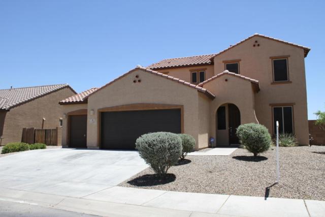 12432 N Bufflehead Drive, Marana, AZ 85653 (#21814974) :: Keller Williams