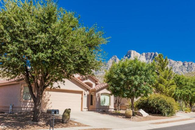 11264 N Flat Granite Drive, Tucson, AZ 85737 (#21814980) :: Keller Williams