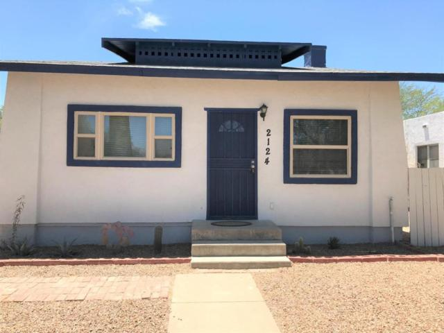 2124 E Helen Street, Tucson, AZ 85719 (#21815301) :: The KMS Team