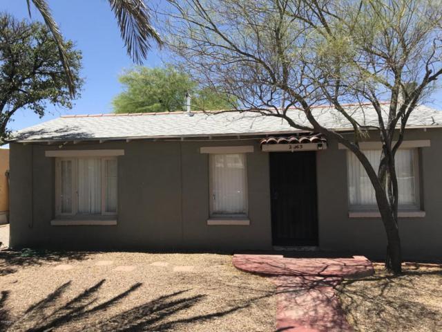 2563 N Fremont Avenue, Tucson, AZ 85719 (#21815581) :: RJ Homes Team