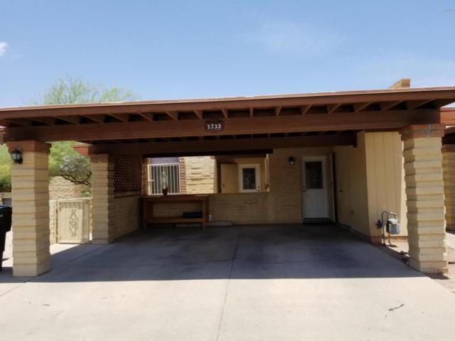 1733 E Ponderosa Place, Tucson, AZ 85706 (#21815964) :: Long Realty - The Vallee Gold Team