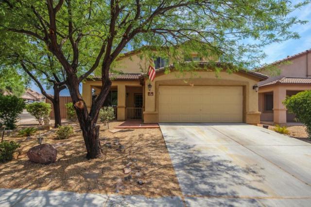 7198 S Oakbank Drive, Tucson, AZ 85757 (#21815992) :: RJ Homes Team