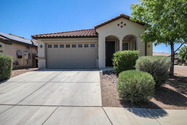 7045 S Calypso Court, Tucson, AZ 85756 (#21816043) :: Stratton Group
