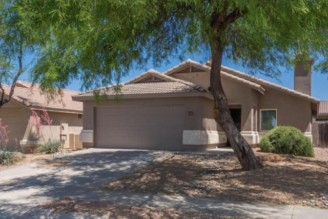 2145 E Tabular Place, Oro Valley, AZ 85755 (#21816093) :: Long Realty - The Vallee Gold Team