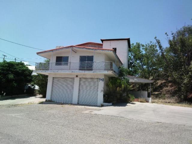 941 N Santa Cruz Street N, Nogales, AZ 85621 (#21816151) :: Long Realty - The Vallee Gold Team